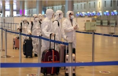 Israel bans flights to prevent spread of Covid-19 variants