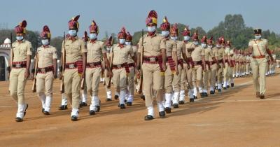 946 personnel selected for Police Medals on R-Day