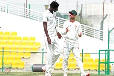 2nd Test: Afghanistan need 54 more to win vs Zim