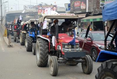 Farmers' stir: Preparations on for Jan 26 tractor rally