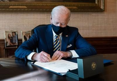 Huge relief for spouses of H1B workers, Biden nixes Trump plan to kill H4 work permits (Lead)