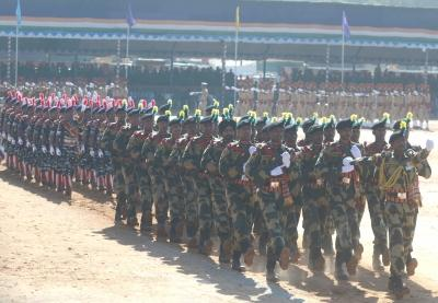 Tight security for Republic Day celebrations in Bengaluru