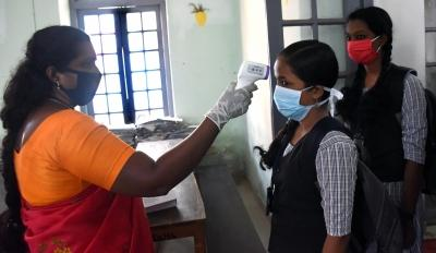 Kerala reports 3,361 Covid cases, 17 deaths