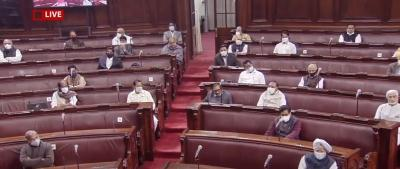 Govt introduces five Bills in LS amid smooth functioning