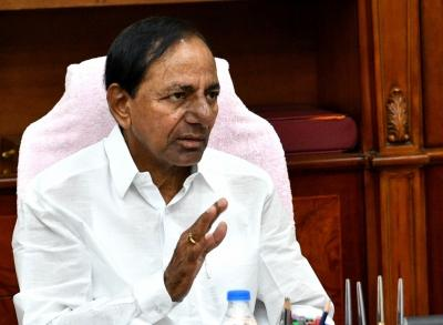 Is Telangana set to hand over mantle to son KCR Jr?