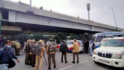 B'luru police deny permission for tractor rally by farmers