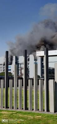 5 killed in SII complex fire, but Covishield plant safe (Roundup)