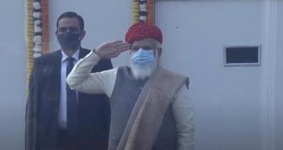 PM leads nation in paying tributes to martyrs at National War Memorial