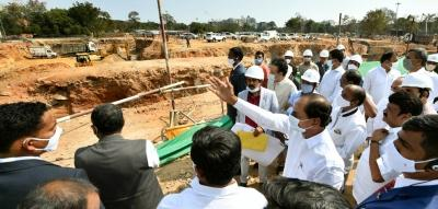 KCR wants work on his dream Secretariat project to be speeded up