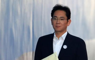 Samsung heir won't appeal 2.5-year imprisonment ruling