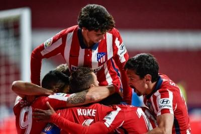 Atletico drop points after Real win
