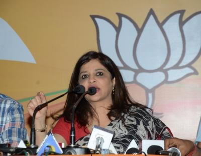 BJP's Shazia Ilmi accuses ex-BSP MP of passing lewd remarks, FIR lodged