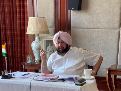 AAP behind attack on Congress lawmakers: Punjab CM