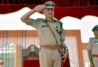 ITBP chief visits flood-devastated areas in Chamoli