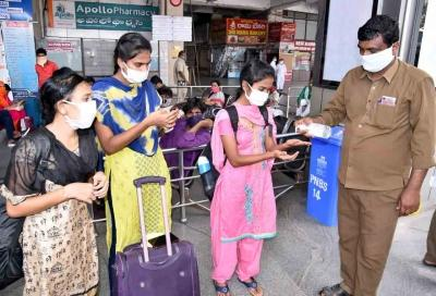 Andhra registers 79 more Covid infections, tally 8.89 lakh