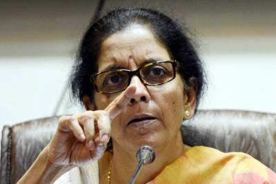 Want to see pvt sector unleash its animal spirits: Sitharaman