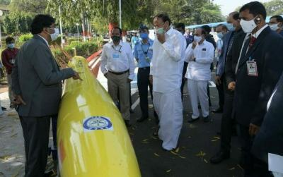 Integrated weapons system design centre opened in Hyderabad