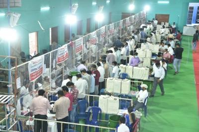 YSRCP heading for clean sweep in Andhra civic polls