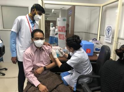AIIMS: After Lancet's study hesitation in taking Covaxin jab shouldn't exist