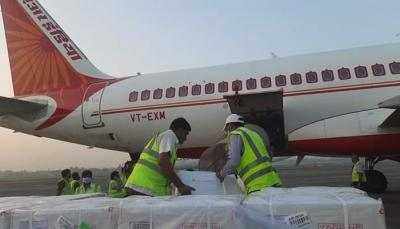 2mn Covid vaccine doses from India reach Dhaka airport
