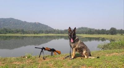 ITBP's 'Crack K-9s' on the job to secure R-Day (IANS Exclusive)