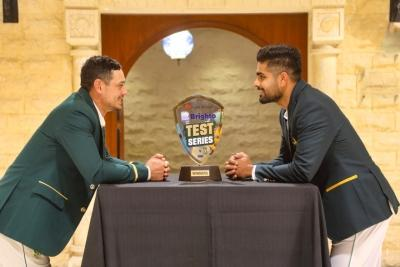 1st Test: South Africa opt to bat against Pakistan