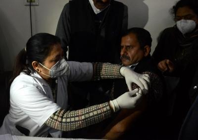 95,909 vaccinated in Gujarat, Covid tally 2,60,220
