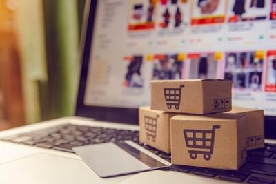49% preferred e-commerce sites for shopping in the last 12 months