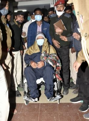 Lalu Prasad shifted to AIIMS, New Delhi for treatment