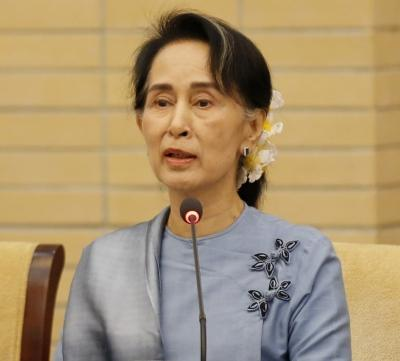 Myanmar coup: Suu Kyi faces charges of breaching import and export laws