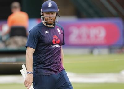England's Bairstow 'raring to go' in Tests vs India after rest