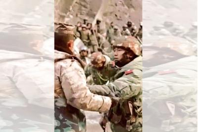 China's Galwan video showcased Indian Army Captain's bravery
