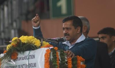 India can leave China behind in manufacturing: Kejriwal