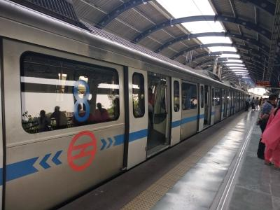 DMRC's Blue Line to be hit briefly on Sunday