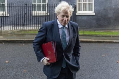 Johnson launches coalition to tackle climate change impacts