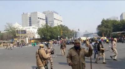 Delhi Police caught off guard by breach of trust by protesters?
