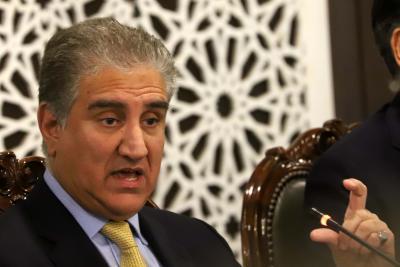 Qureshi urges Biden administration to engage with changed Pak, India