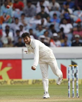 Kuldeep likely to play Tests vs England, hints team management