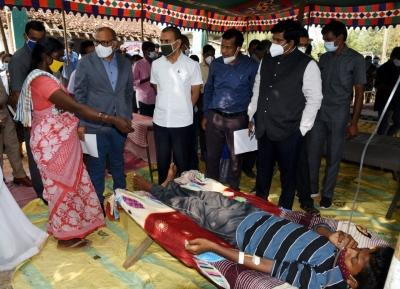 Eluru-like mysterious illness cases spread to another village in AP