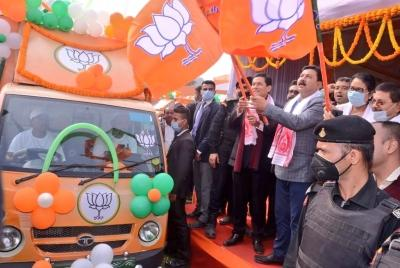 BJP drops BPF, to contest Assam polls with new ally UPPL